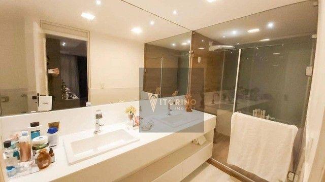Apartamento com 3 dormitórios para alugar, 290 m² por R$ 7.000,00/mês - Manaíra - João Pes - Foto 2