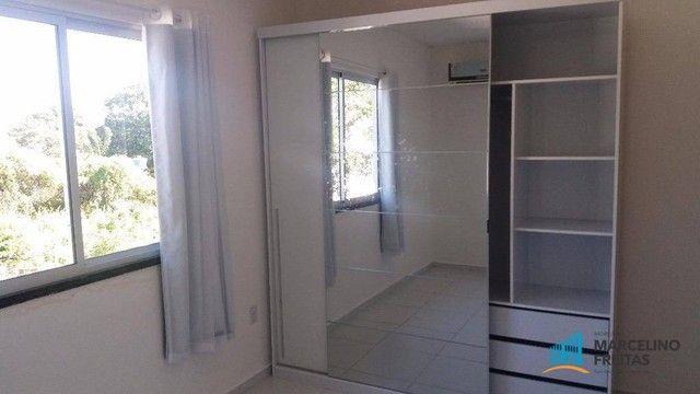 Casa com 2 dormitórios à venda, 76 m² por R$ 220.000,00 - Coité - Eusébio/CE - Foto 16