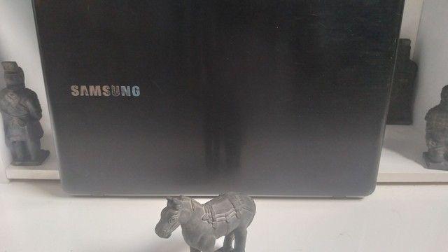 Notebook Samsung NP370E4KI 4GB 500GB HD (com Nota Fiscal) - Foto 6