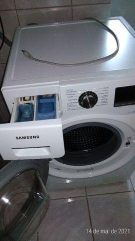 Máquina lava e seca Samsung - Foto 2