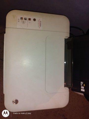 Impresora dskejet 1516 está somente com o cartucho preto mas imprime normalmente - Foto 3