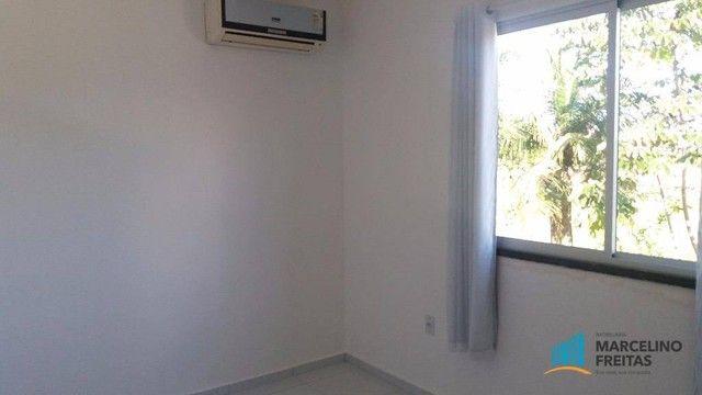 Casa com 2 dormitórios à venda, 76 m² por R$ 220.000,00 - Coité - Eusébio/CE - Foto 15