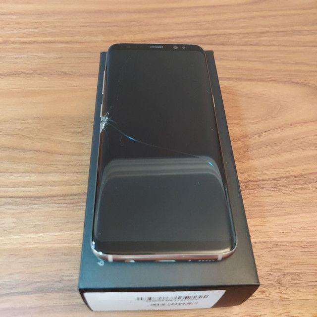 Samsung Galaxy S8 64Gb dourado