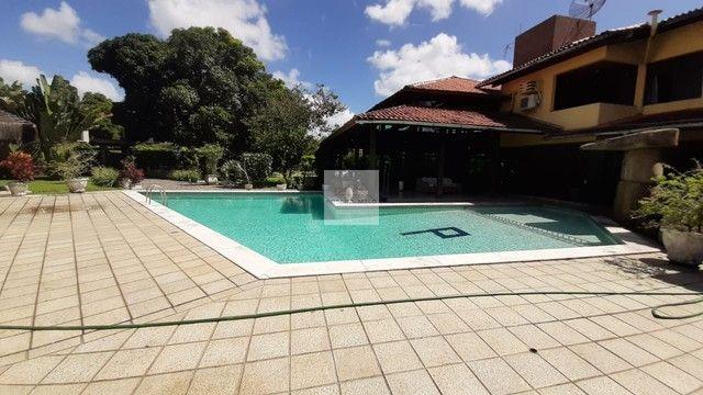 Mansão no Cond Torquato de castro aldeia/598m/ 4 suites/espaço gourmet com piscina/luxo - Foto 3