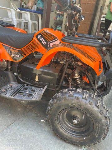 Quadriciclo Eletrico 500-36v - Foto 5