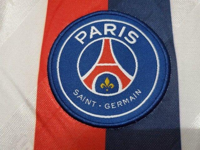 Camisa PSG 2019/20 Qualidade Original Importada - Foto 5