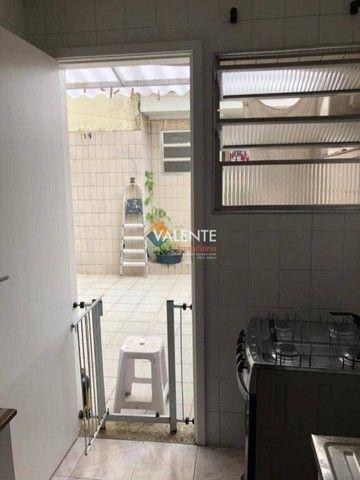 Apartamento com 1 dormitório à venda-por R$ 190.000,00 - Centro - São Vicente/SP - Foto 11