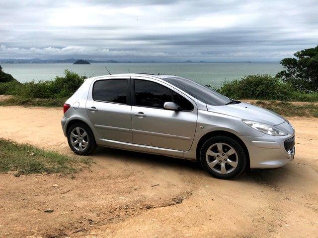 Peugeot 307 1.6 Pack Teto e Couro - Foto 5