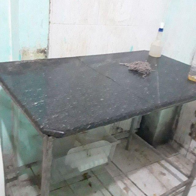 Vendo um forno  um cilindro uma mesa de mármore  - Foto 4