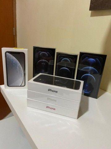 Iphone 12 pro max de 128gb LACRADO e c NOTA em até 18x