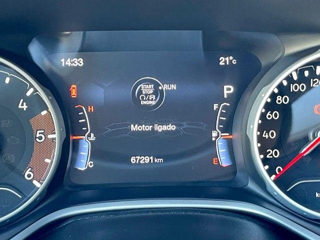Jeep Compass TrailHawk 2.0 Diesel 4x4 2017 Baixo Km  - Foto 19