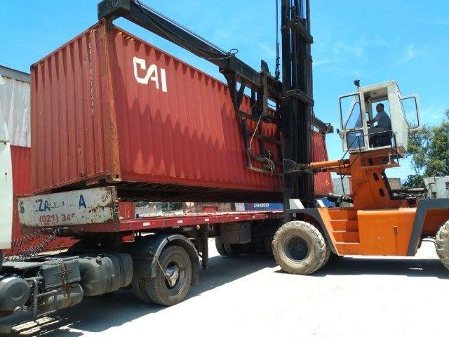 Container de 12 metros em Salvador a R$ 15.250,00