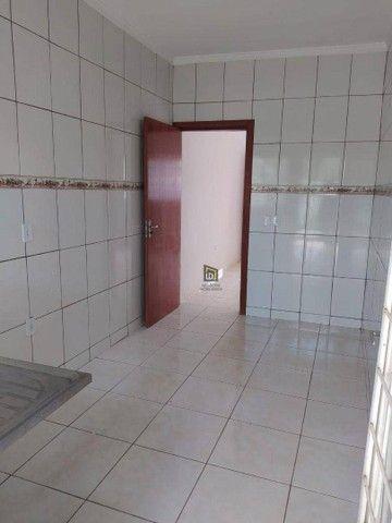 Casa com 3 dormitórios 1 Suíte, R$ 190.000 - Jardim Costa Verde - Várzea Grande/MT #FR44 - Foto 9