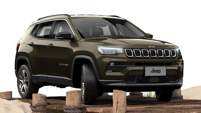 Jeep Compass Sport 1.3 Turbo 0Km ( 2022 )