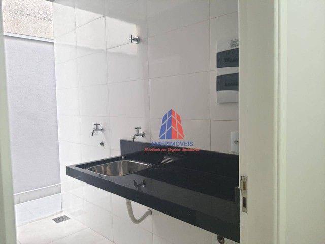 Casa com 3 dormitórios à venda, 119 m² por R$ 437.000,00 - Jardim Santa Rosa - Nova Odessa - Foto 17