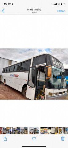 Ônibus rodoviário com banheiro - Foto 7