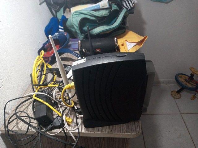Vendo Roteador funcionando Perfeitamente - Foto 5