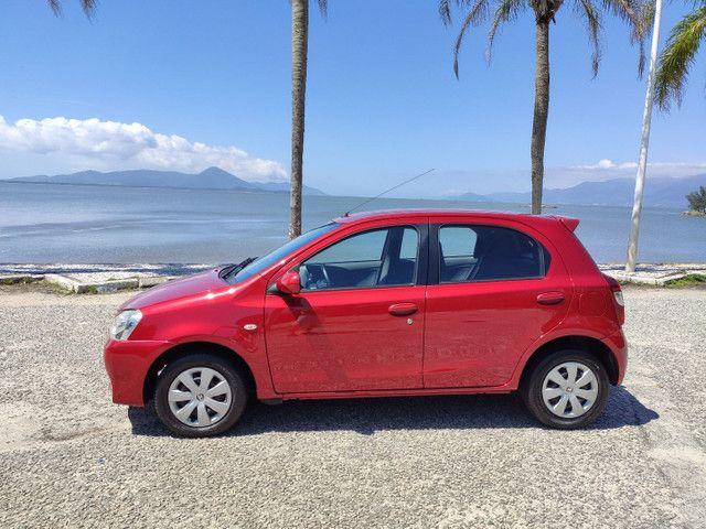 Toyota Etios 1.3 XS Completo - Ótimo Estado  - Foto 2