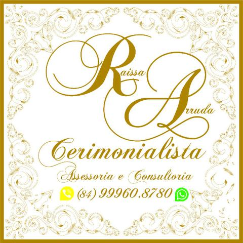 Raissa Arruda Cerimonialista festas e evento