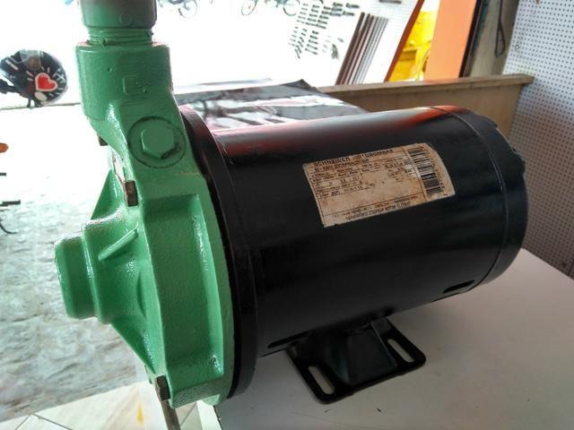 Motor bomba 2cv 220/380V
