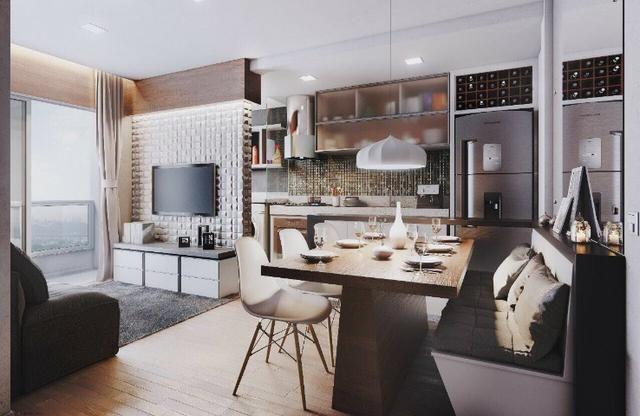 Apartamento com suite e varanda no Paraiso! - Foto 9