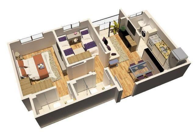 Apartamento com suite e varanda no Paraiso! - Foto 10