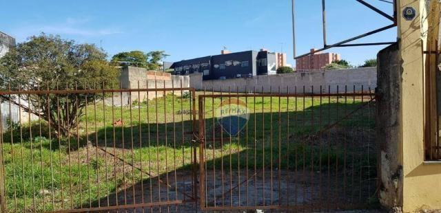 Terreno para alugar, 2191 m² por r$ 5.000/mês - colônia - jundiaí/sp