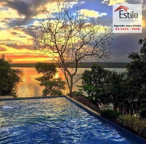 Excelente Chácara Beira Lago com infraestrura completa ( Sentido Lajeado )