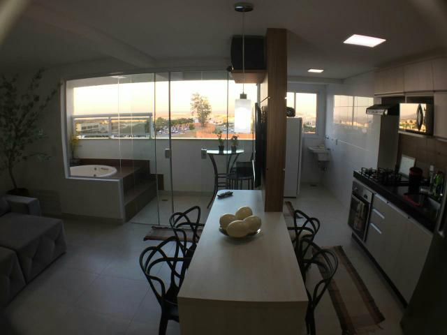Duplex 2 suítes - Park Lozandes