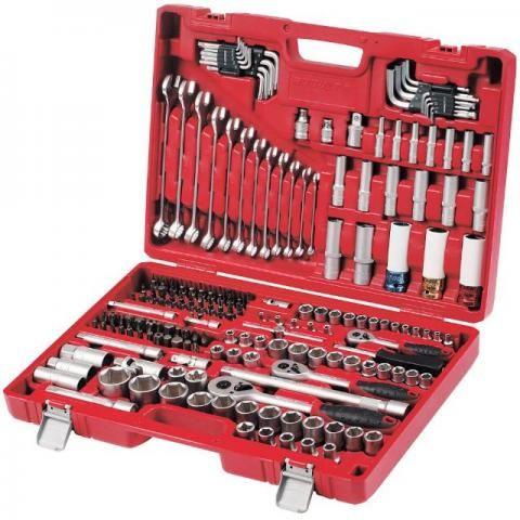 Jogo de ferramentas 5000S 178 pçs Robust (novo)