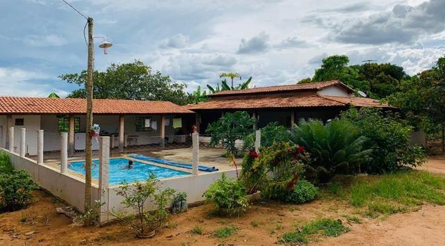 Samuel Pereira oferece: Linda chácara 4,2 hectares, Núcleo Rural Bom Sucesso regularizado - Foto 2