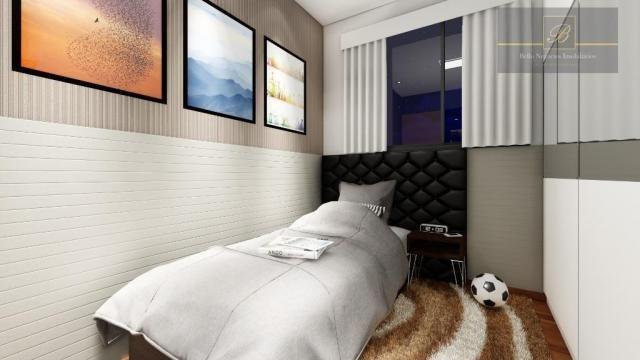 Apartamento com 1 dormitório à venda, 58 m² por R$ 289.425 - Santo Antônio - Joinville/SC - Foto 9