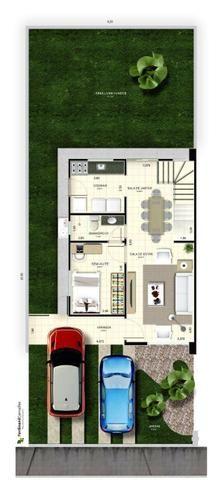 ST Casa duplex na planta - Foto 3