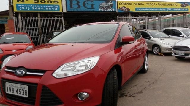 Ford Focus se AT 1.6 h completo