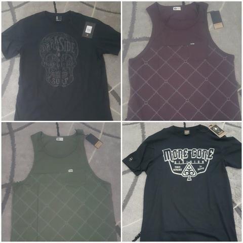 Camisas MCD e LOST(originais) - Roupas e calçados - Bangu 1104667a481