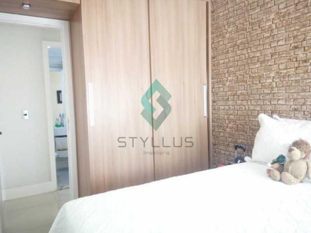 Apartamento à venda com 3 dormitórios em Cachambi, Rio de janeiro cod:M3939 - Foto 9