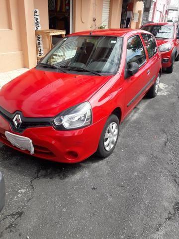 Renault clio 2014 emplacado 2019 - Foto 5