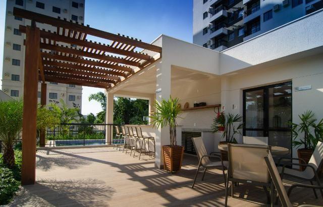 Apartamento 2 quartos com suíte, varanda, vaga, junto ao Nova América, Del Castilho - Foto 12