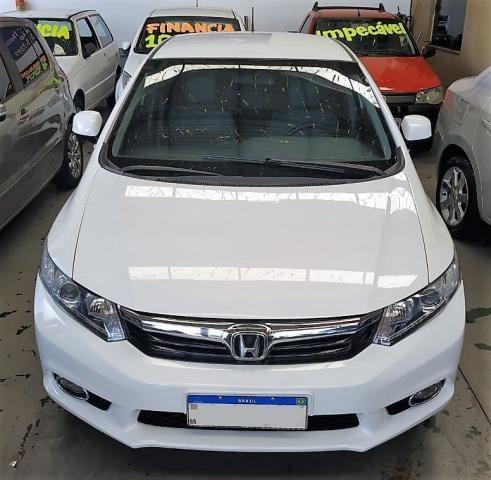 HONDA CIVIC 2013/2014 1.8 LXS 16V FLEX 4P AUTOMÁTICO