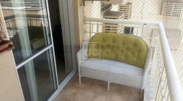 Cachambi Excelente apartamento Junto Norte Shopping sol manhã varanda JBCH27417 - Foto 5