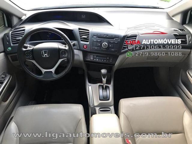 Civic Sedan LXR 2.0 Aut. 2015 Super oportunidade - Foto 5