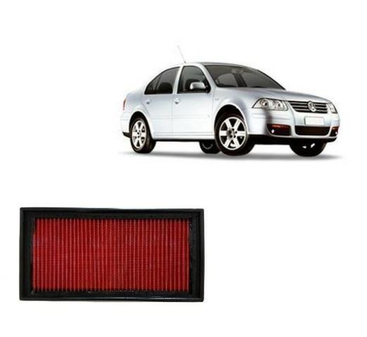 Filtro de Ar Esportivo Inbox Rs Vw Golf Bora Audi A3 - Foto 2
