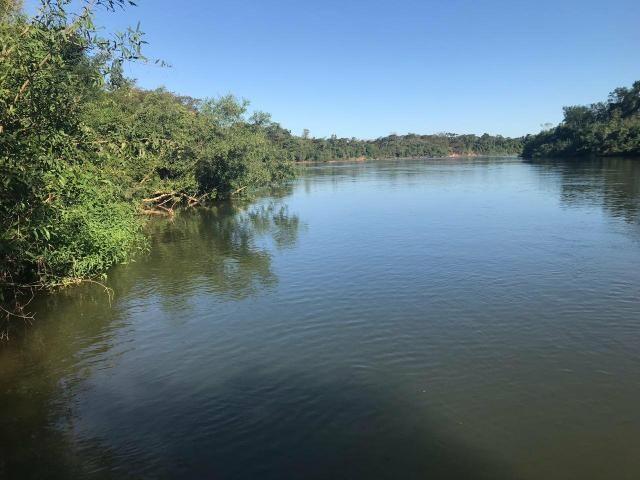 Fazenda 350,hectares beira do rio cuiaba - Foto 3