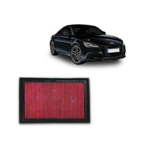 Filtro de Ar Esportivo Inbox Rs Vw Golf Gti Tiguan 2.0 Audi A3 TT S3 - Foto 8