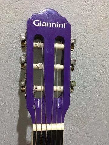 Violão infantil original Giannini - Foto 3