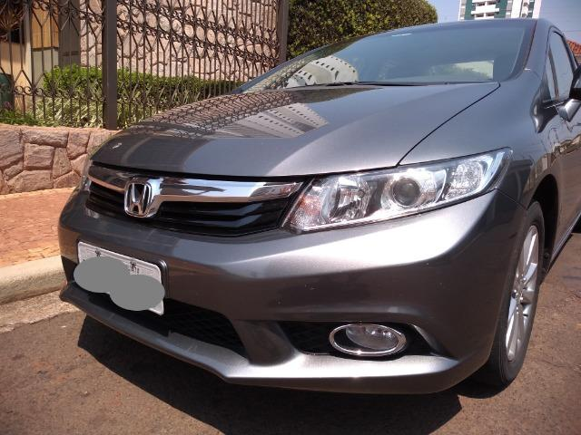 Honda Civic 2.0 LXR 16V Flex 4P Automático - Foto 5