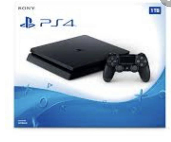 PlayStation 4 Slim 1T (novo) - Foto 3