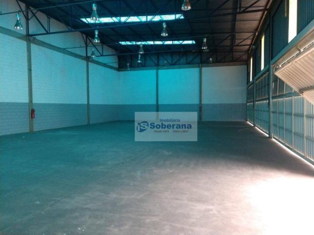 Barracão para alugar, 750 m² por R$ 15.000,00/mês - Terminal Intermodal de Cargas (TIC) -  - Foto 9
