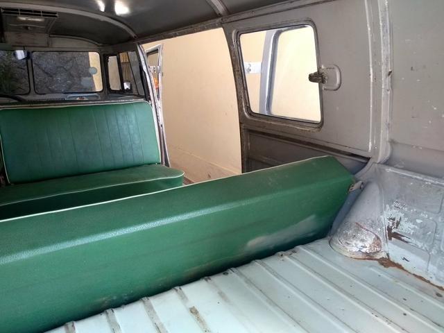 Vendo Kombi 1961 primeira série 42.000 - Foto 8