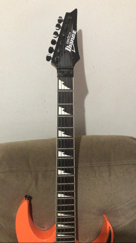 Guitarra ibanez Giu ótimo estado 1.700 - Foto 4